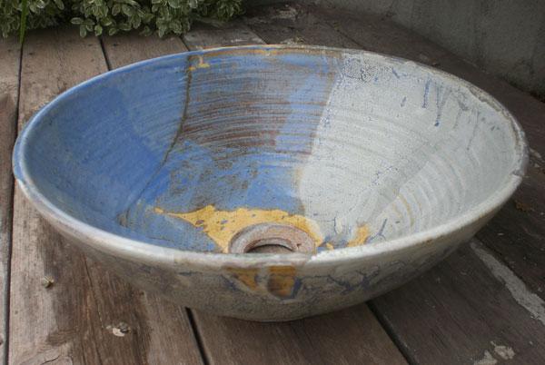 Vasques salle de bain - Céramiques Anne Boscolo Cavin