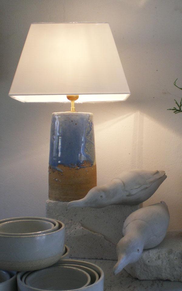 Ceramiques Avec Differents Types De Gres Lampes Vases